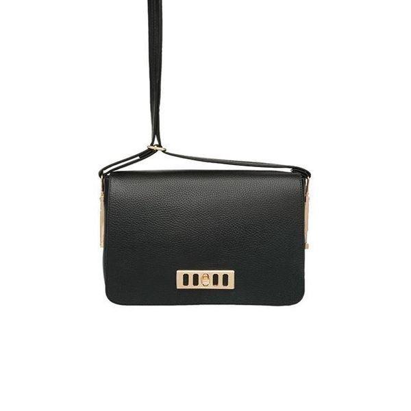 کیف دستی چرم زنانه شیما کفش 1045 مکس مشکی