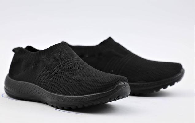کفش ورزشی راحتی زنانه پارچه ای فلوریدا مشکی