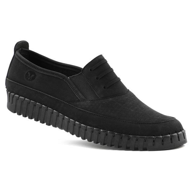 تصویر کفش راحتی زنانه سه خط