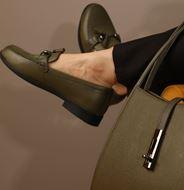 کیف چرم طبیعی زنانه کد 803 شیما کفش
