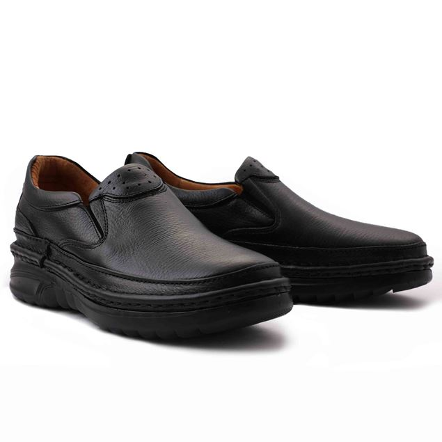 تصویر کفش مردانه فابیو ( بی بند )