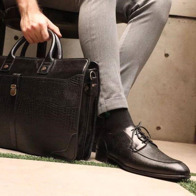 تصویر کفش مردانه H904